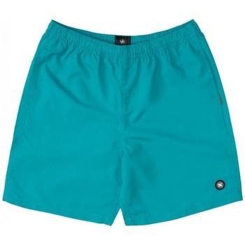 textil Pojkar Badbyxor och badkläder DC Shoes BAÑADOR PISCINA NIÑO DC EDBWS03069 Grön