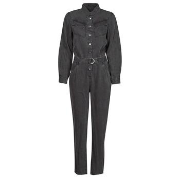 textil Dam Uniform Ikks MAID Grå