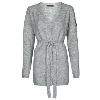 textil Dam Koftor / Cardigans / Västar Ikks GROWNI Grå