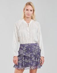 textil Dam Blusar Ikks FANILA Benvit