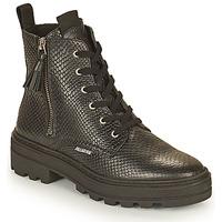 Skor Dam Boots Palladium Manufacture CULT 04 NAP Svart
