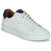 Skor Herr Sneakers Schmoove SPARK CLAY Vit
