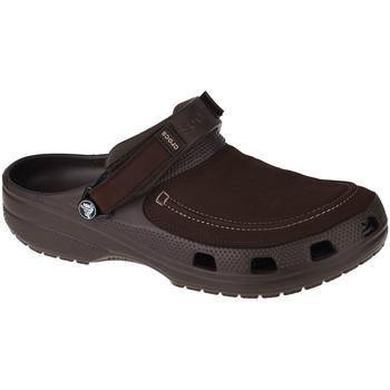 Skor Herr Träskor Crocs Classic Yukon Vista II Clog Marron