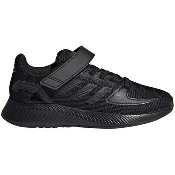 Skor Barn Löparskor adidas Originals Runfalcon 20 C Svarta