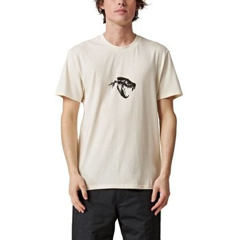 textil Herr T-shirts Globe T-shirt  Dion Agius Hollow beige