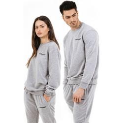 textil Sweatjackets Sixth June Ensemble De Survêtement gris