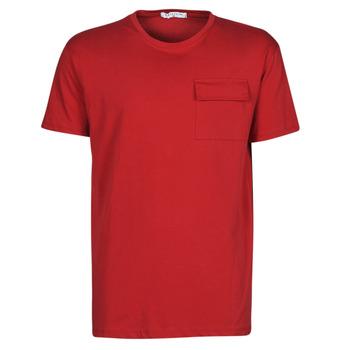 textil Herr T-shirts Yurban ORISE Röd