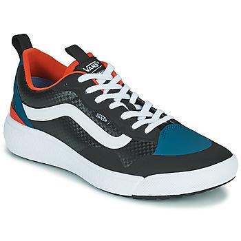 Skor Herr Sneakers Vans ULTRARANGE EXO Svart / Blå / Orange