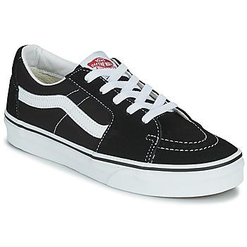Skor Sneakers Vans SK8-LOW Svart / Vit