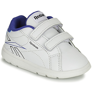 Skor Pojkar Sneakers Reebok Classic RBK ROYAL COMPLETE Vit / Blå