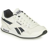 Skor Pojkar Sneakers Reebok Classic REEBOK ROYAL CLJOG Vit / Svart