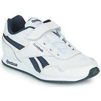 Skor Pojkar Sneakers Reebok Classic REEBOK ROYAL CLJOG Vit / Marin