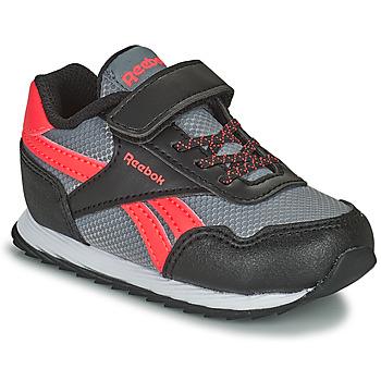 Skor Barn Sneakers Reebok Classic REEBOK ROYAL CLJOG Svart / Röd