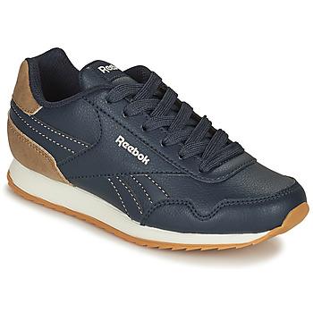 Skor Barn Sneakers Reebok Classic REEBOK ROYAL CLJOG Marin / Brun