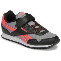 Skor Pojkar Sneakers Reebok Classic REEBOK ROYAL CLJOG Svart / Röd