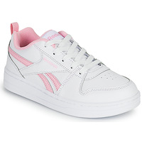 Skor Flickor Sneakers Reebok Classic REEBOK ROYAL PRIME Vit / Rosa