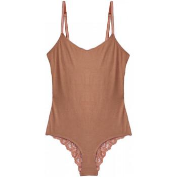 Underkläder Dam Body Underprotection BB1018 MIA BODY TAN Beige