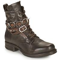 Skor Dam Boots Airstep / A.S.98 SAINTEC BRIDE Brun