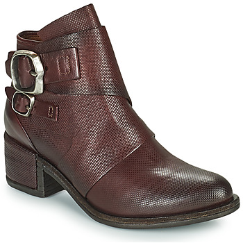 Skor Dam Boots Airstep / A.S.98 OPEA LOW Bordeaux