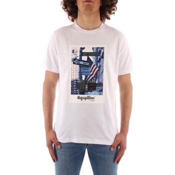 textil Herr T-shirts Refrigiwear JE9101-T24400 WHITE