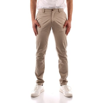 textil Herr Chinos / Carrot jeans Trussardi 52P00000 1Y000168 GREEN