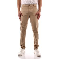 textil Herr Chinos / Carrot jeans Trussardi 52J00007 1T005015 BEIGE