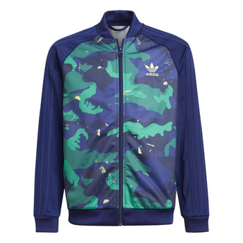 textil Pojkar Sweatjackets adidas Originals HARRA Flerfärgad