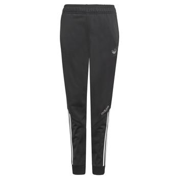 textil Barn Joggingbyxor adidas Originals BLOEU Svart
