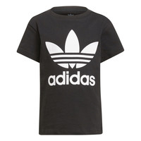 textil Barn T-shirts adidas Originals CHANTIS Svart
