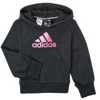 textil Flickor Sweatshirts adidas Performance KINOM Svart