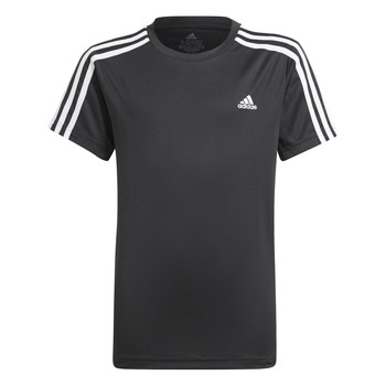 textil Pojkar T-shirts adidas Performance MARIONA Svart