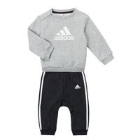 textil Pojkar Set adidas Performance SONIA Grå / Svart