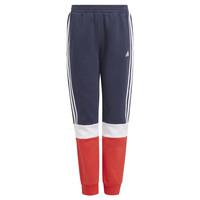 textil Pojkar Joggingbyxor adidas Performance ALMANA Marin / Röd