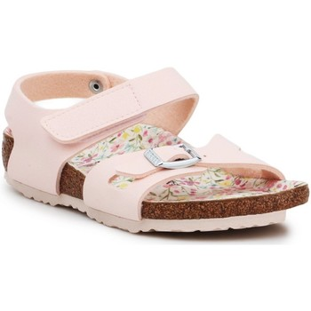 Skor Barn Sandaler Birkenstock Sandały  Colorado Kids BS Grained Light Rose 1018830 pink