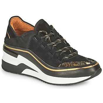 Skor Dam Sneakers Mam'Zelle VANIO Svart