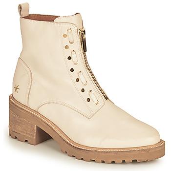 Skor Dam Boots Mam'Zelle QUITO Vit