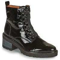 Skor Dam Boots Mam'Zelle QUITO Svart
