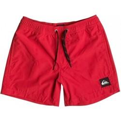 textil Barn Badbyxor och badkläder Quiksilver Everyday 13 EQBJV03042 Röd