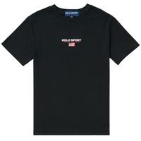 textil Pojkar T-shirts Polo Ralph Lauren ANNITA Svart