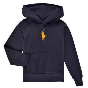 textil Pojkar Sweatshirts Polo Ralph Lauren YLLAN Marin