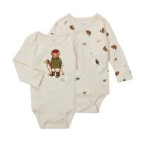textil Pojkar Body Polo Ralph Lauren TAKINA Benvit