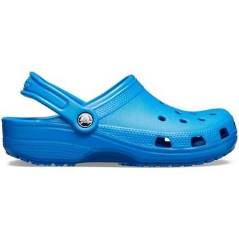 Skor Herr Träskor Crocs Classic Clog Blå