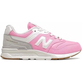 Skor Flickor Sneakers New Balance 997 Rosa