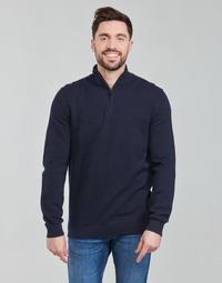 textil Herr Tröjor Esprit PIMA TRO Blå