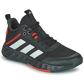 Skor Herr Basketskor adidas Performance OWNTHEGAME 2.0 Svart