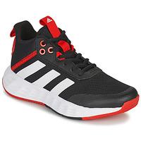 Skor Barn Basketskor adidas Performance OWNTHEGAME 2.0 K Svart / Röd