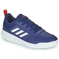 Skor Barn Sneakers adidas Performance TENSAUR K Marin / Vit