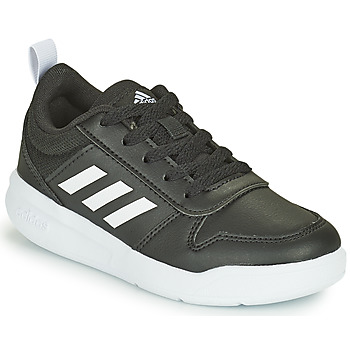 Skor Barn Sneakers adidas Performance TENSAUR K Svart / Vit
