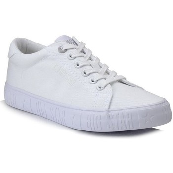 Skor Dam Sneakers Big Star HH274216 Vit