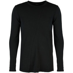 textil Herr Långärmade T-shirts Xagon Man  Svart